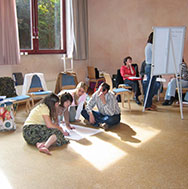 Heilpraktiker Psychotherapie Gruppenarbeit