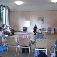 Heilpraktiker Psychotherapie Seminarbeginn